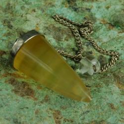 Fluoriet pendel druppel