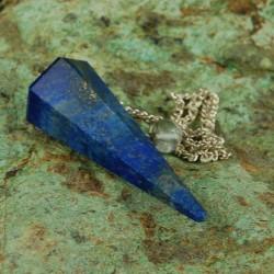 Lapis Lazuli pendel facet
