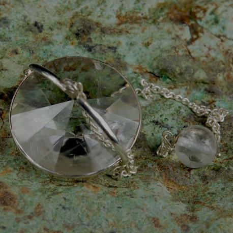 Bergkristal pendel luxe
