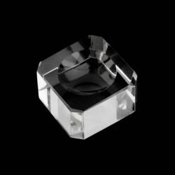 Kristallen voet/standaard 30x30x16 mm