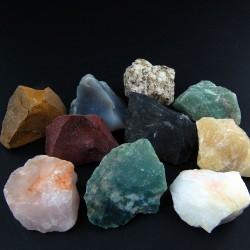 Mineralen en Kristallen ruw