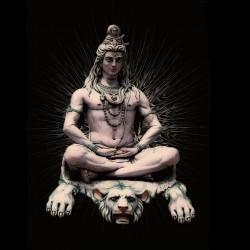 Hindu God Shiva