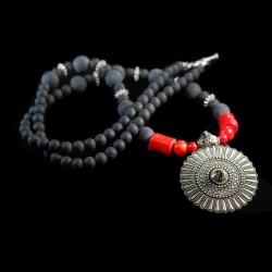 Tibetaanse amulet ketting