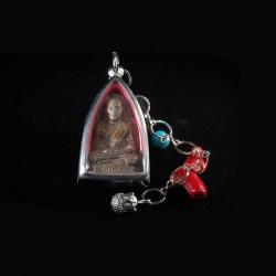 Boeddha meditatie amulet
