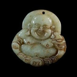 Boeddha jade amulet-hanger