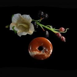 Bloemen Jaspis donut