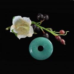 Aventurijn groen donut