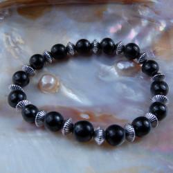 Shungiet-Tib. Zilver armband