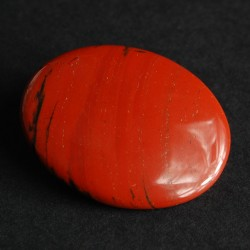 Jaspis rood duimsteen