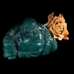 Boeddha groene Kwarts