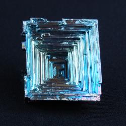 Bismut kristallen