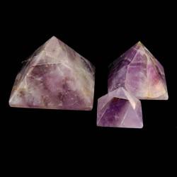 Amethist pyramide