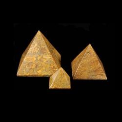 Fossiel pyramide
